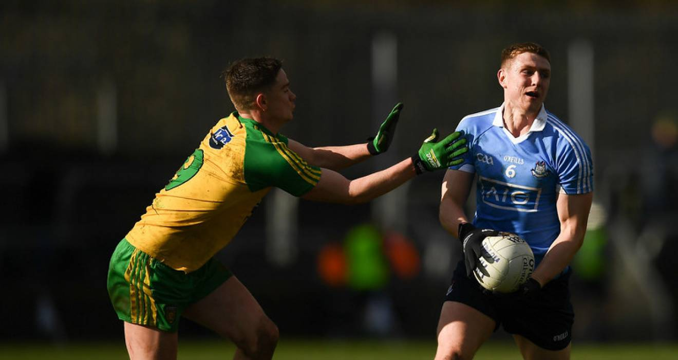 Senior footballers hope to stay on winning streak against Donegal
