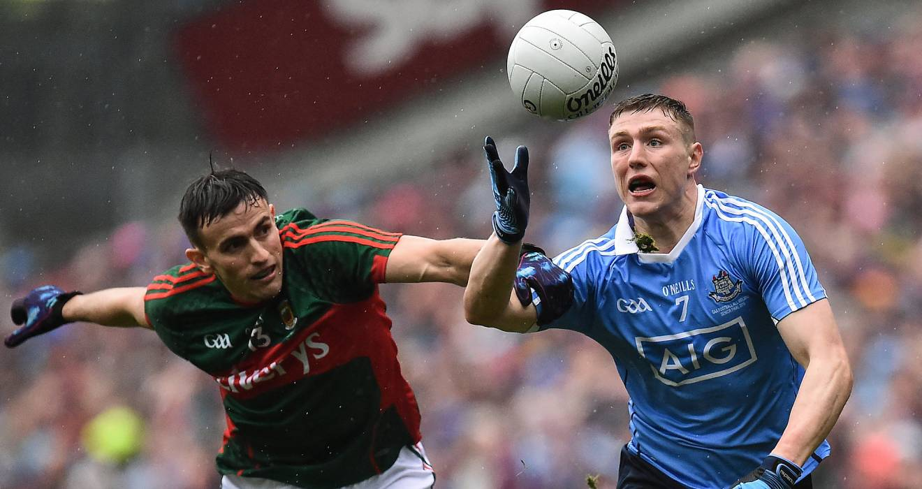 No changes for senior footballers ahead of Mayo duel