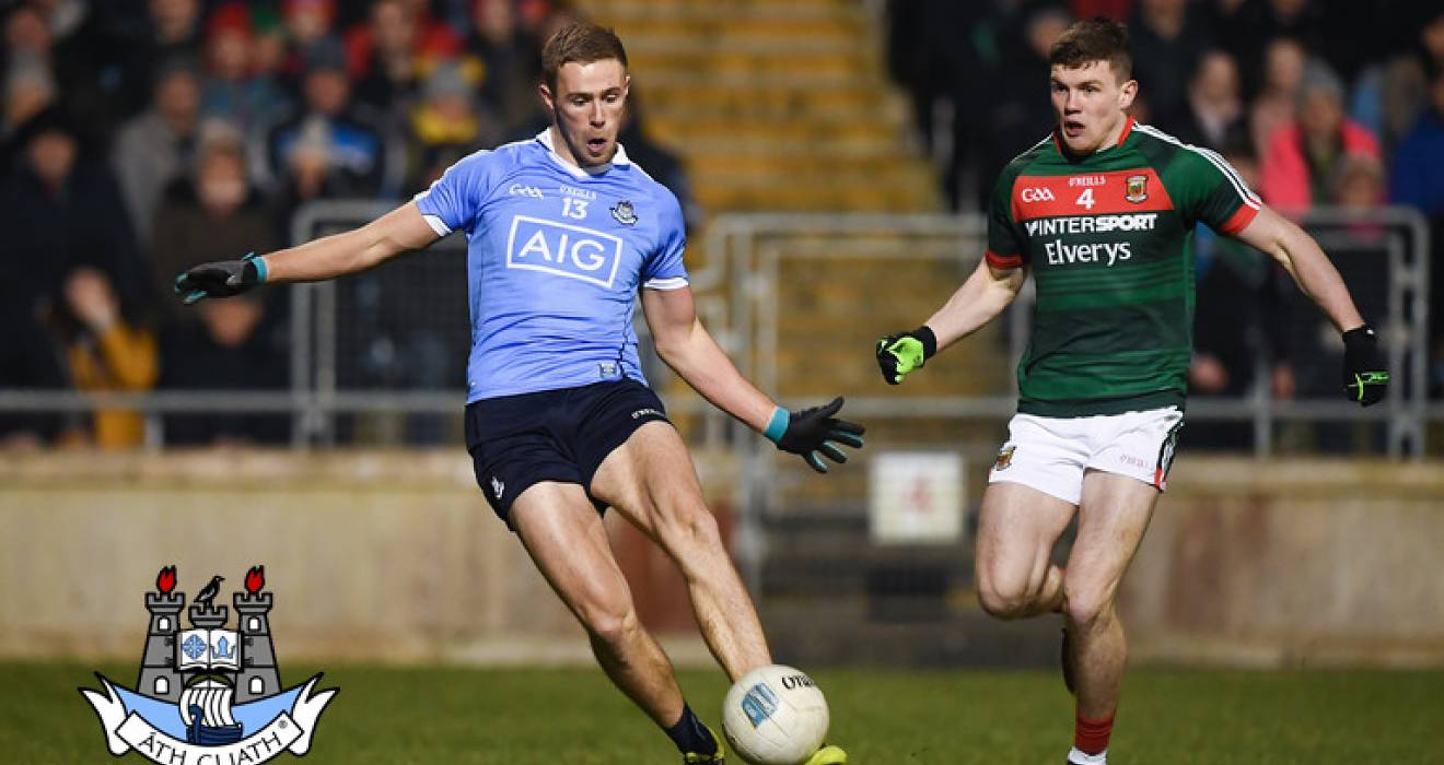 Mannion's early goal puts Dublin on road to victory over Mayo