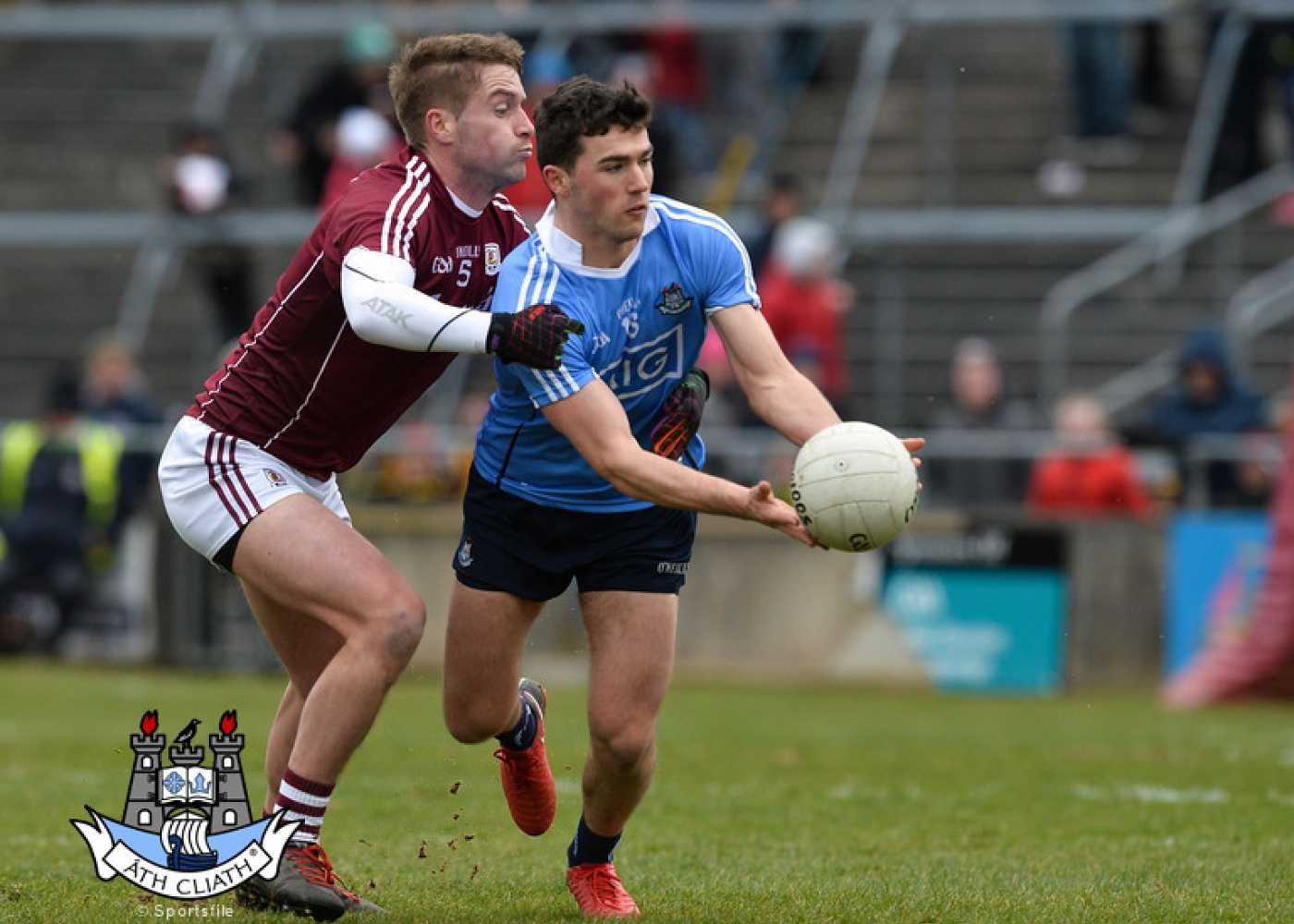 Senior footballers book final berth with draw against Galway