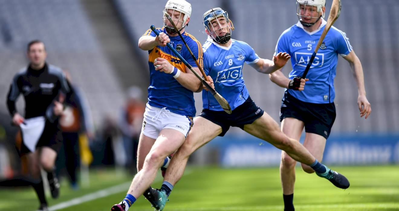 Senior hurlers challenge fades after superb opening spell