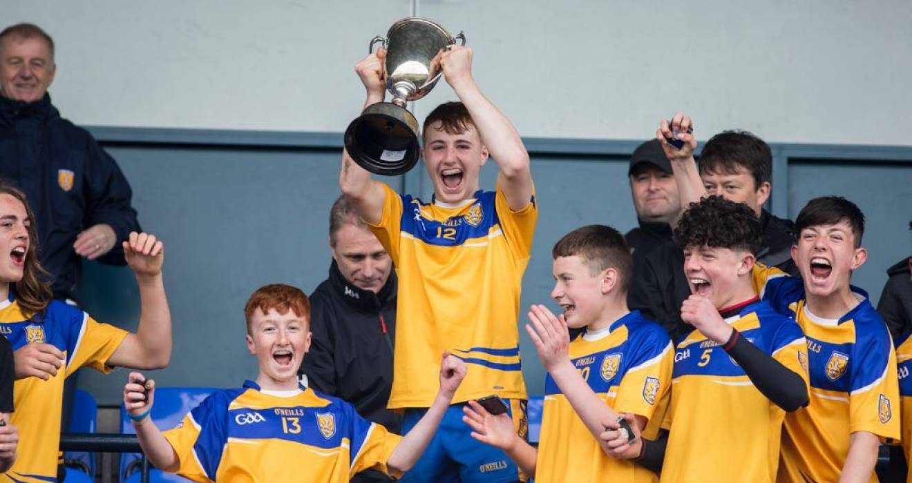 2018 Féile na nGael details for Saturday April 21st & Sunday 22nd
