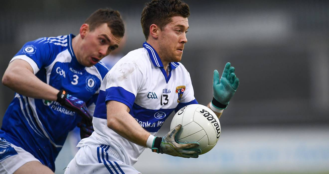 Opening night SFC wins for Vincent's and Na Fianna