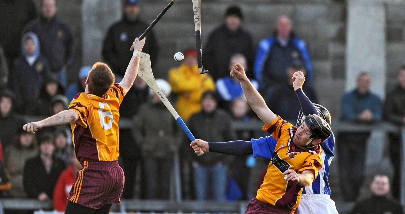 Boden versus Craobh SHC tie moved to Parnell Park