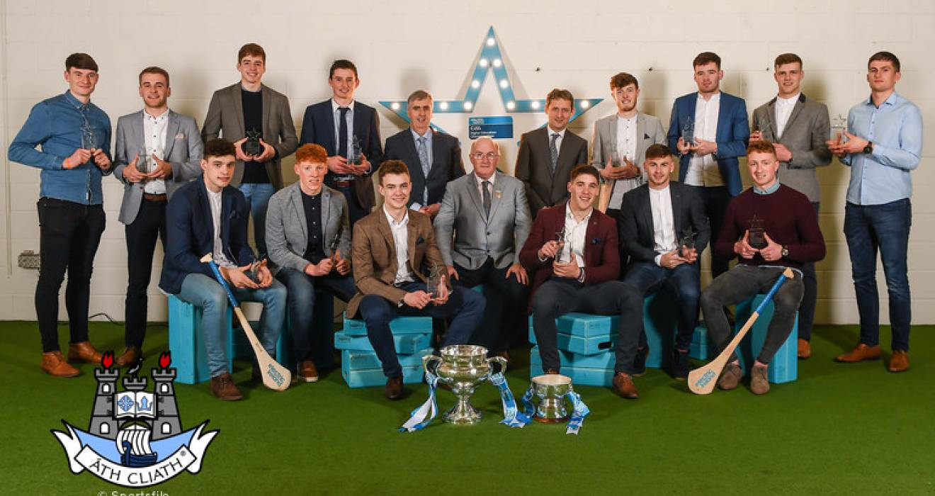 Four young Dubs honoured on Rising Stars selections