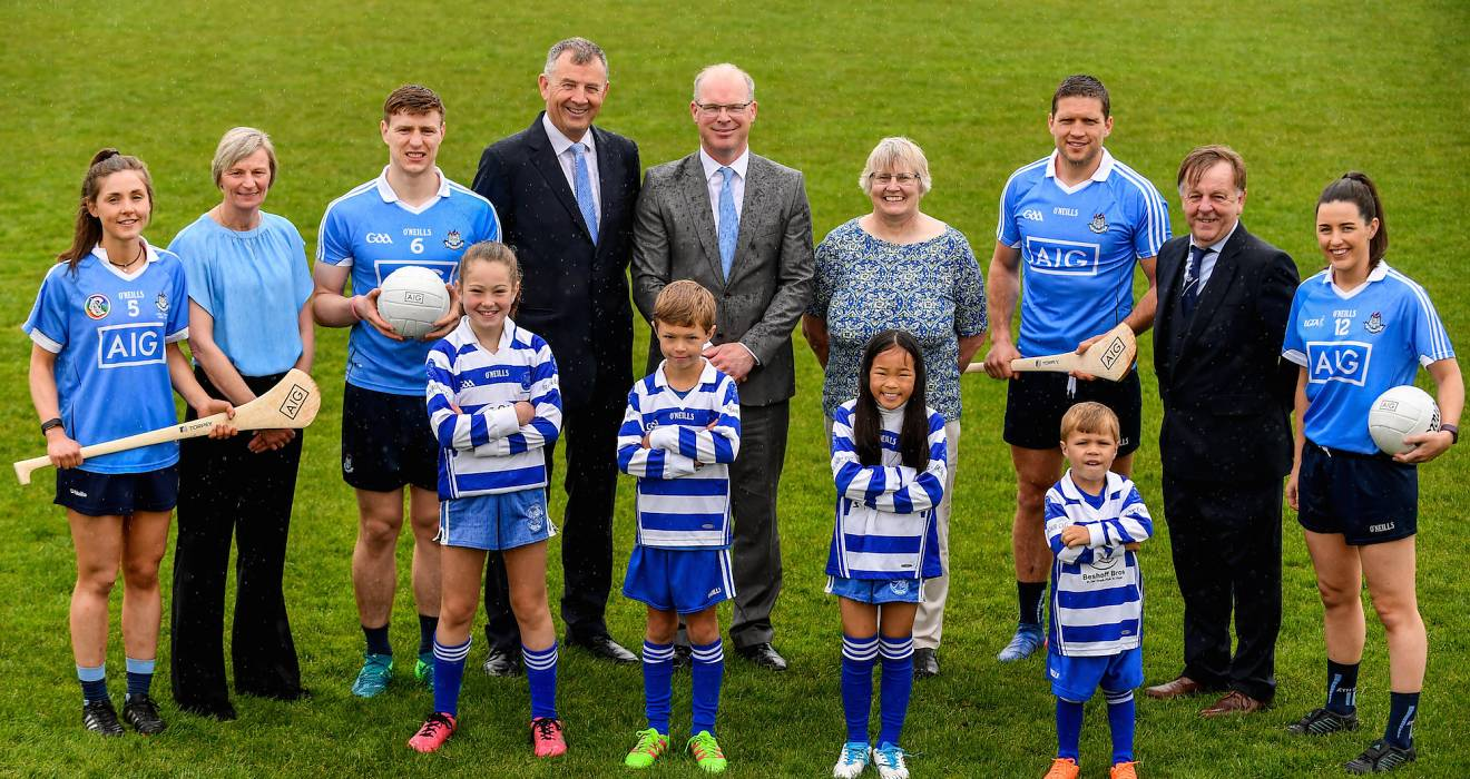 ​AIG extends Sponsorship of Gaelic Games in Dublin across All Four Codes