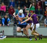 Senior hurlers edged out by Wexford in frenetic finish