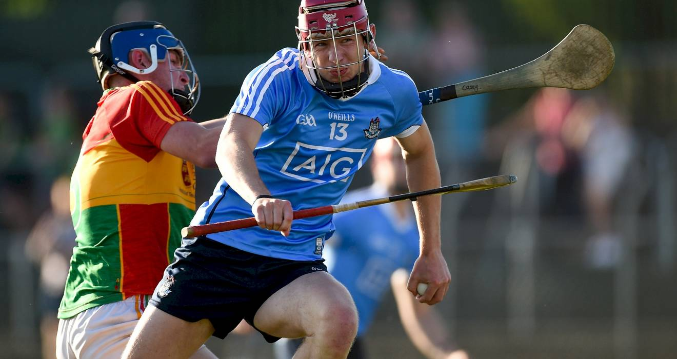 U21 hurlers progress to Leinster quarter-finals