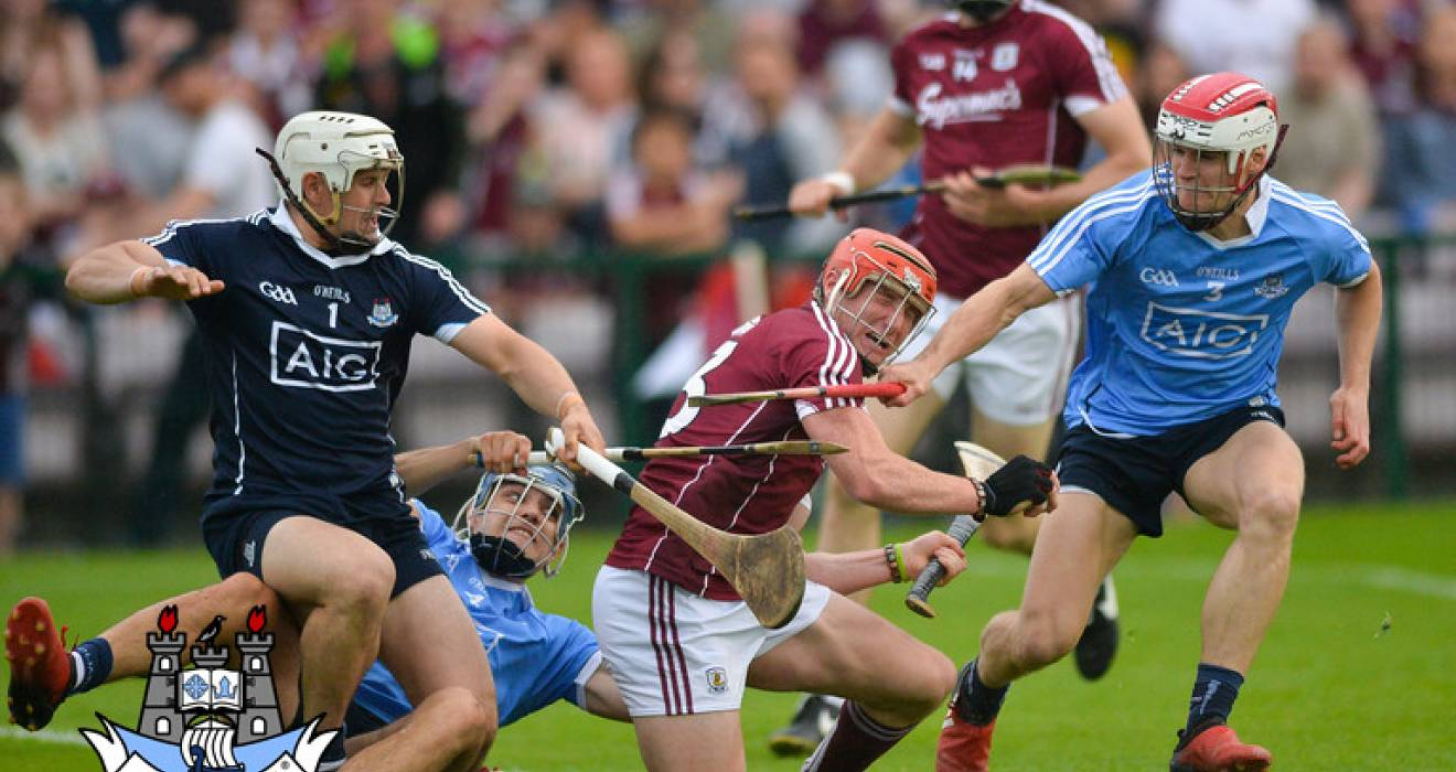 Senior hurlers edged out by Galway after great comeback