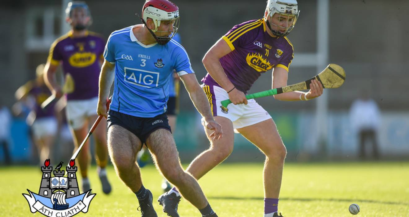 U21 hurlers knocked out by Wexford