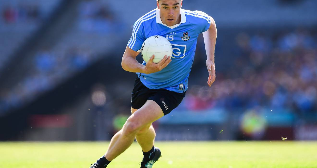 Senior footballers quarter-final phase 1 clash part of Croker double-header