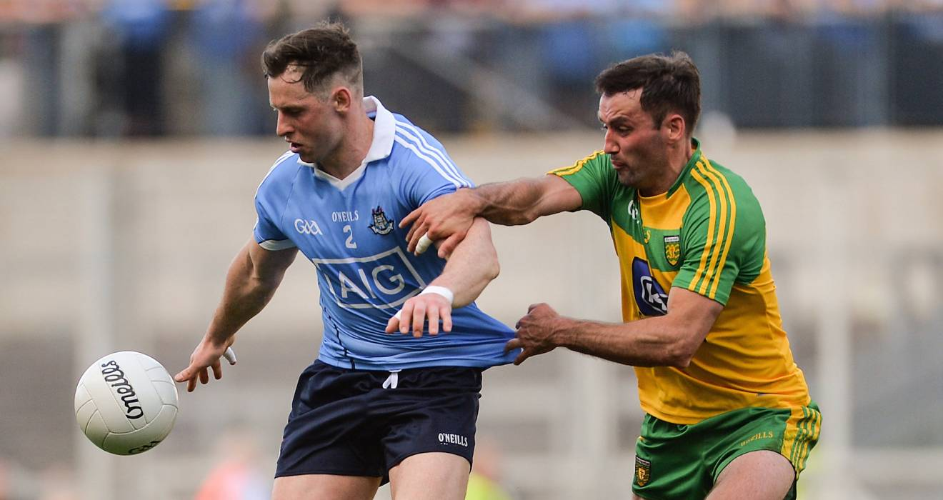 Ticket Information: Dublin v Donegal (All-Ireland SFC Super 8s - Phase 1) - 14th July