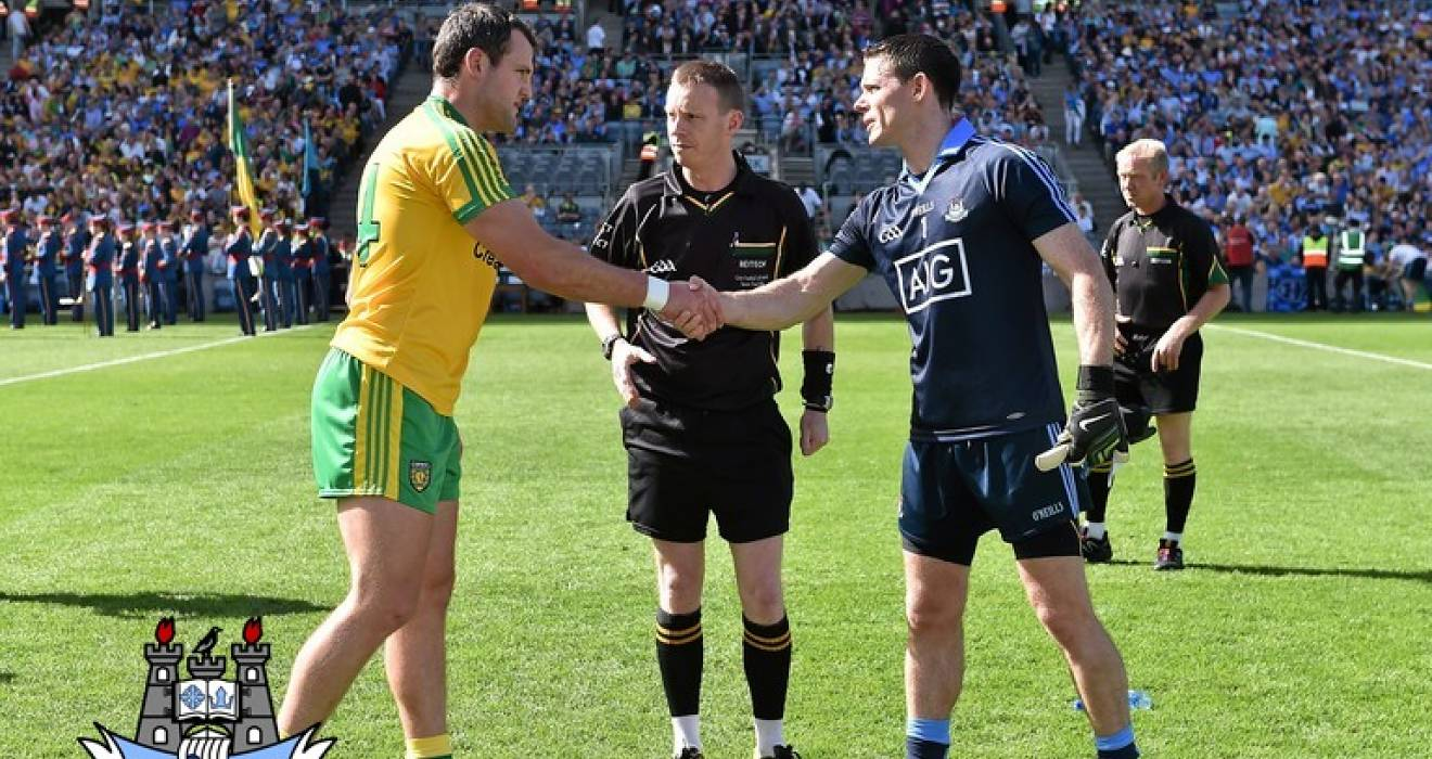 Dubs and Donegal to clash for seventh time in SFC