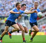 Parnell Pass Ticket Information - Dublin Senior Footballers v Tyrone - Saturday 21st July