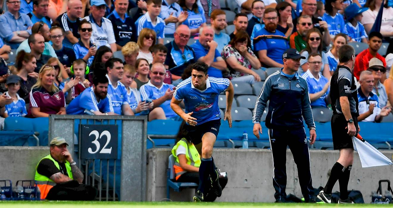 It's good to have Bernard back: Jim Gavin