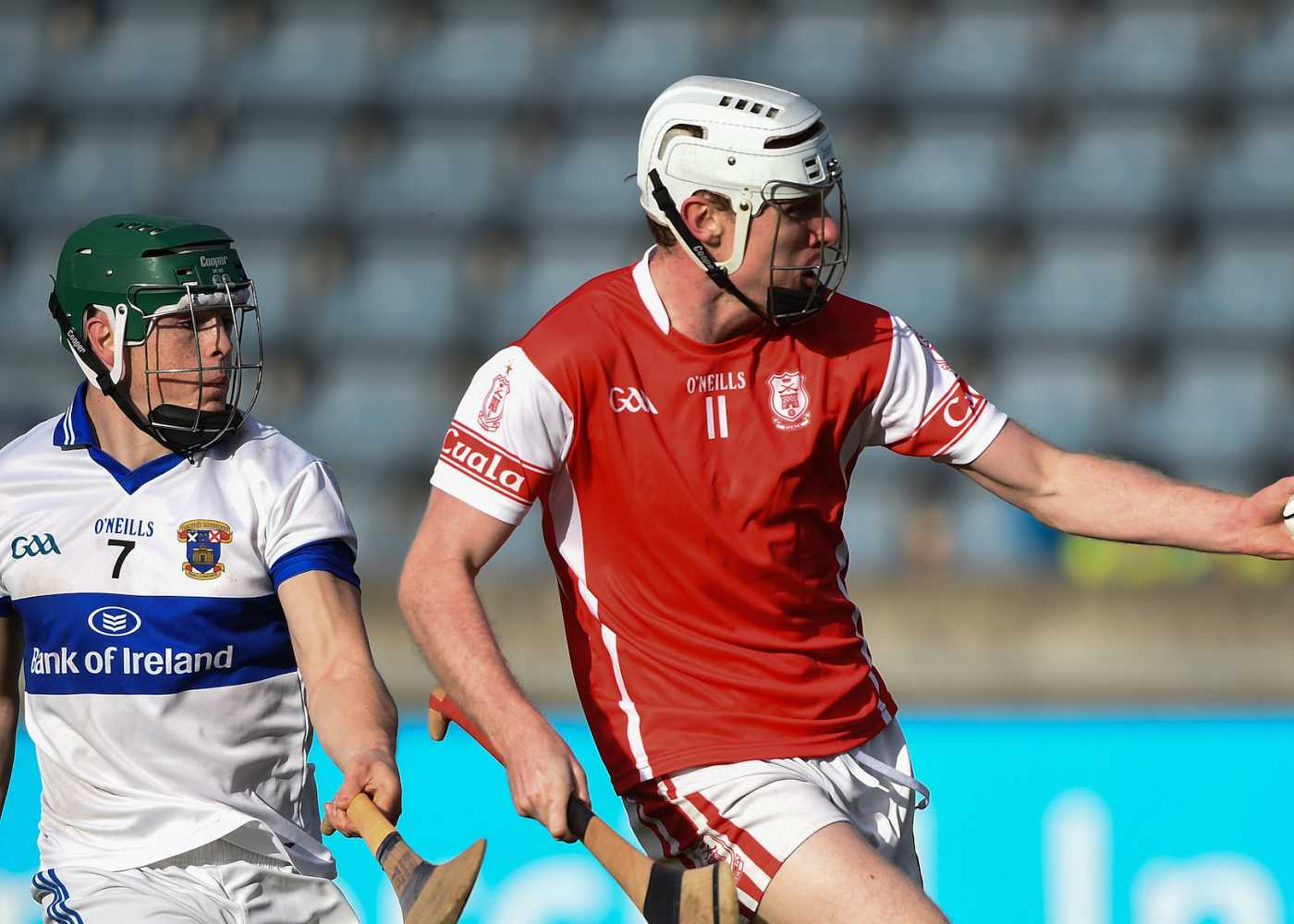 AHL 1 Match Report: St. Vincents v Cuala