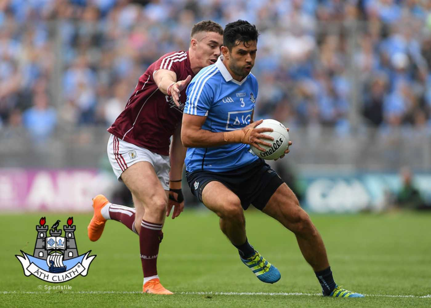 Cian will be back training next week: Jim Gavin