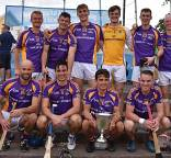 Sevens hurling glory for hosts Crokes