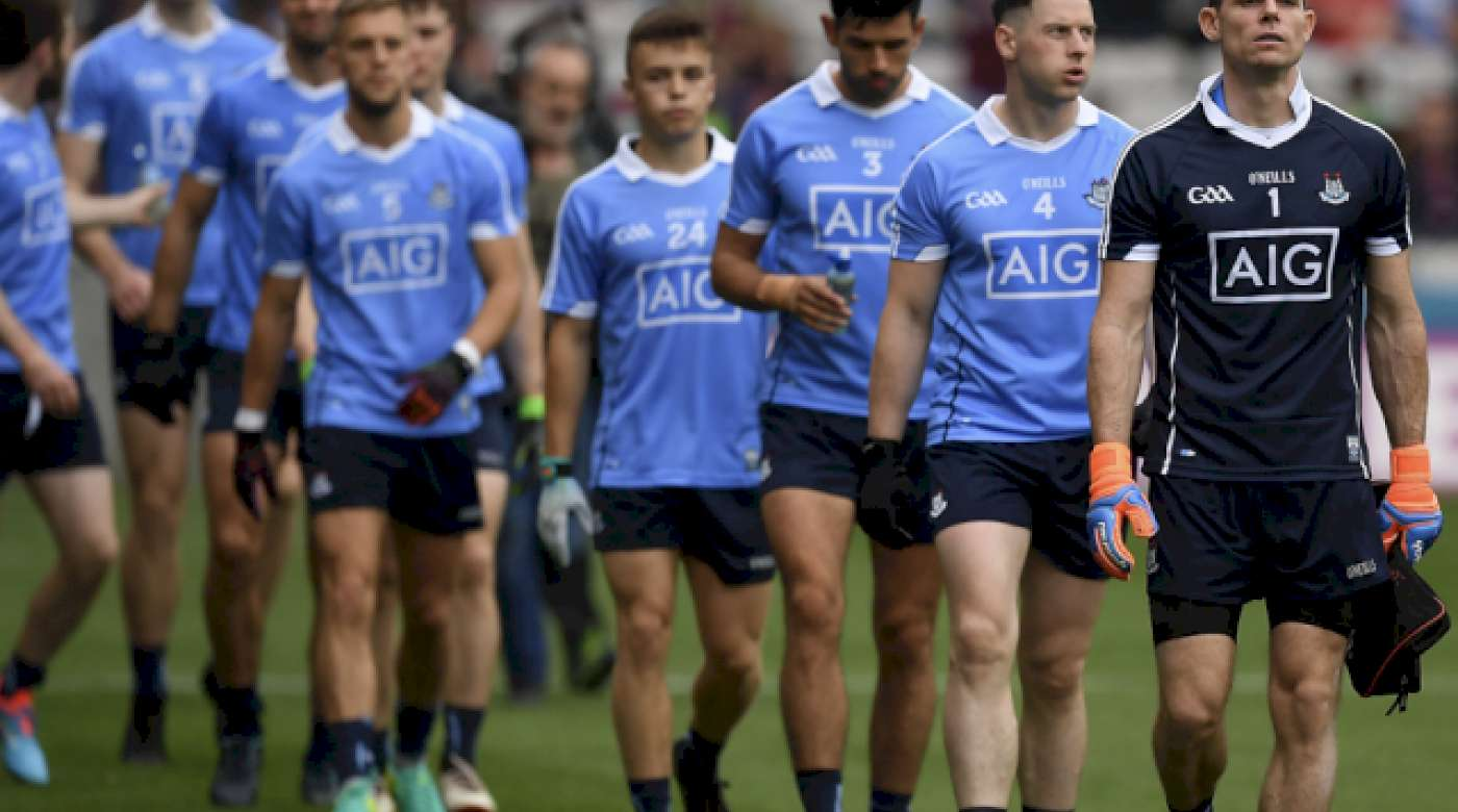 Dubs Gear Up For All-Ireland Final