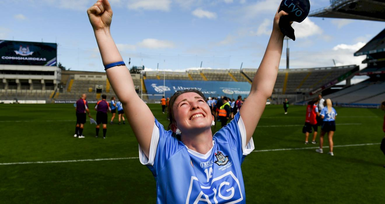 Bugler leads Dubs to All-Ireland camogie glory