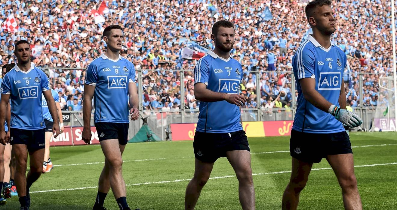 Seven Dubs included in Football All-Stars selection
