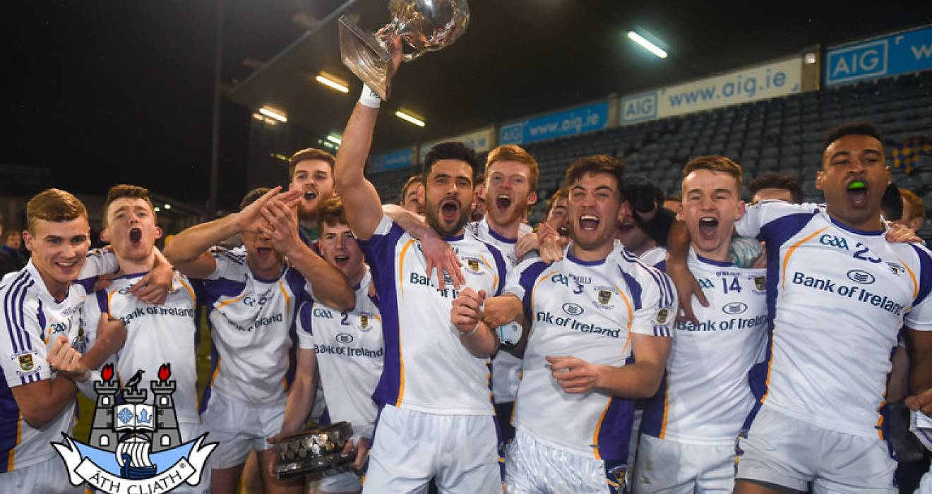 Kilmacud Crokes focus on Meath champions St Peter's