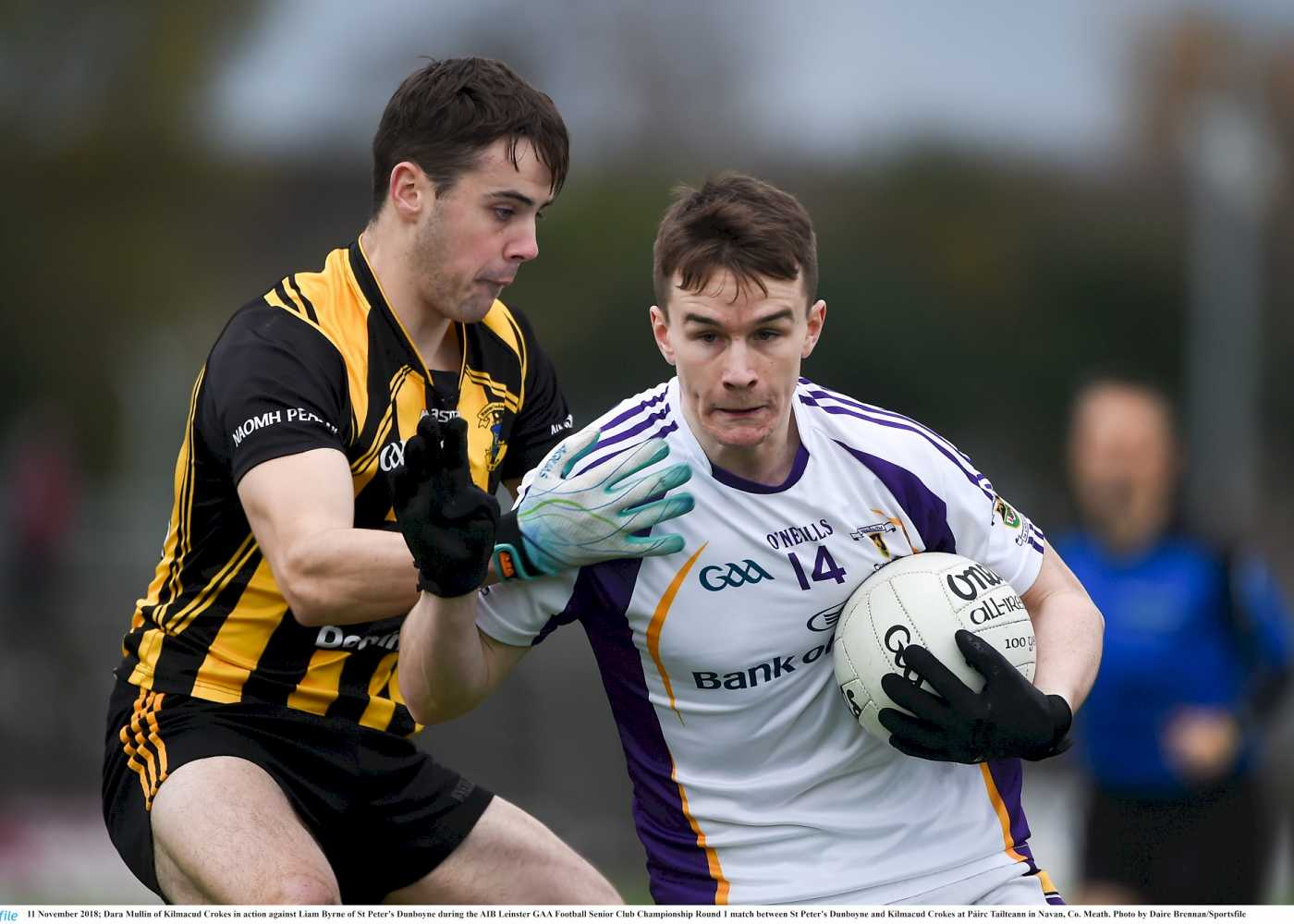 Mannion fires Crokes to Leinster win over Dunboyne