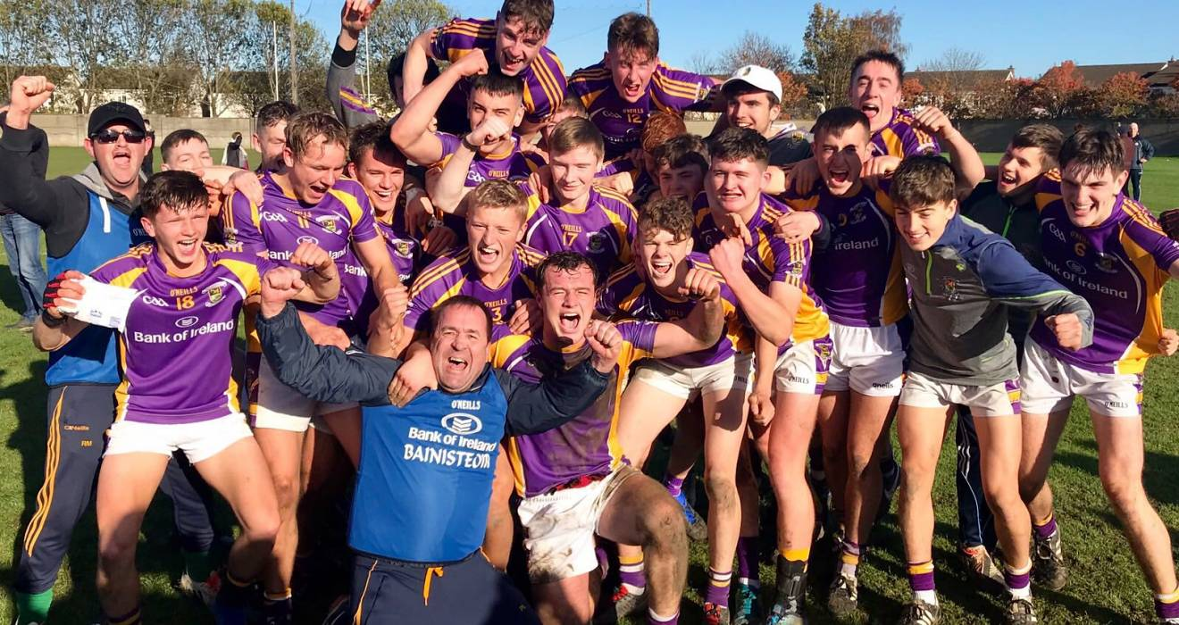 Crokes defeat Boden in thrilling MHC 'A' final