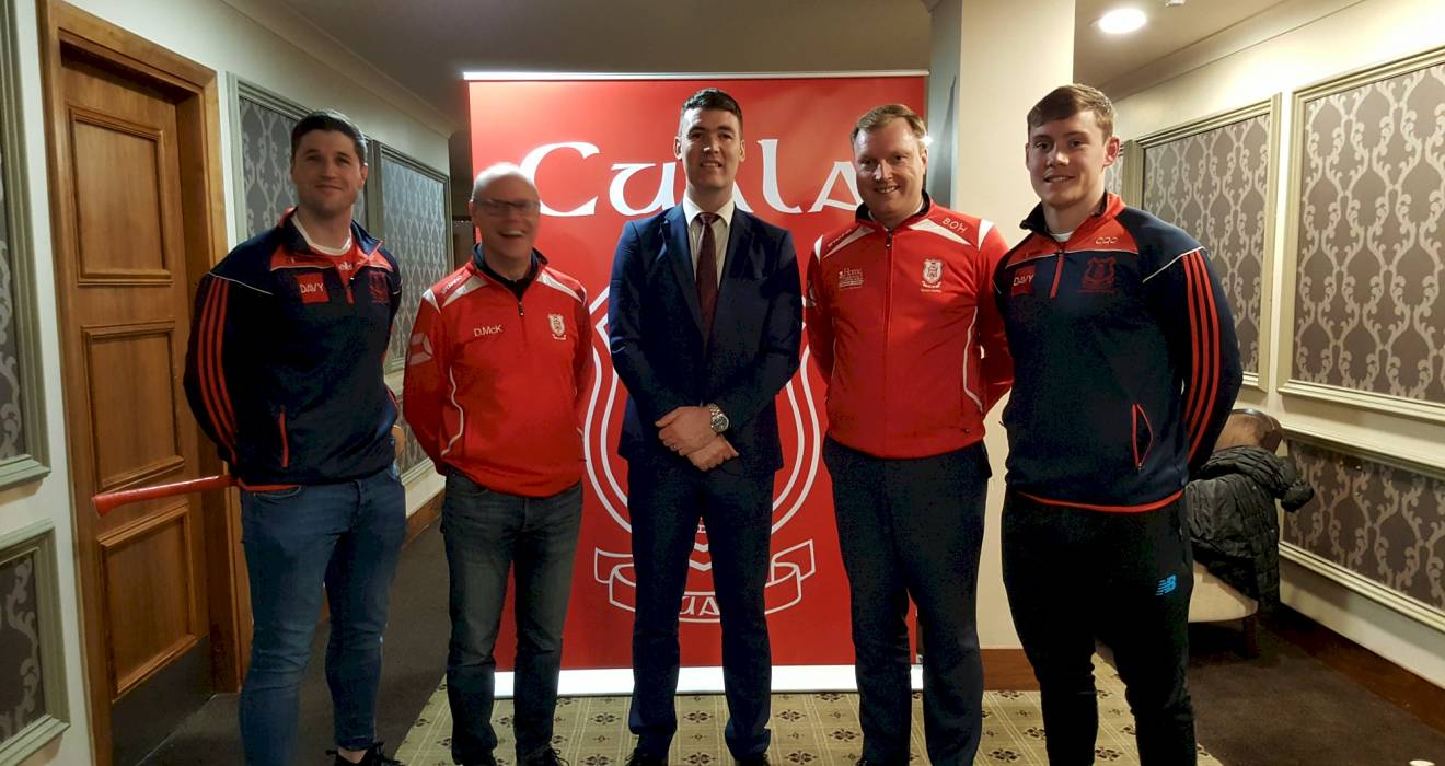 Cuala announce Willie Maher as new senior hurling manager