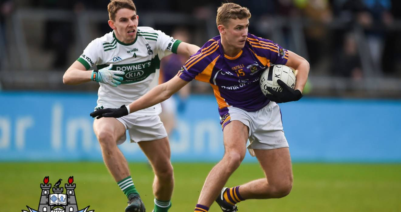 Kilmacud target improvement for Leinster Club SFC decider