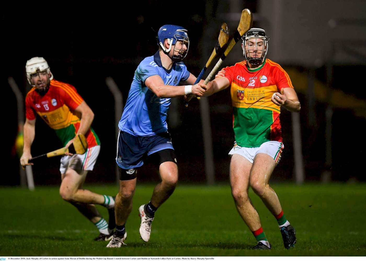 Hetherton points way as Dubs defeat Carlow in Walsh Cup