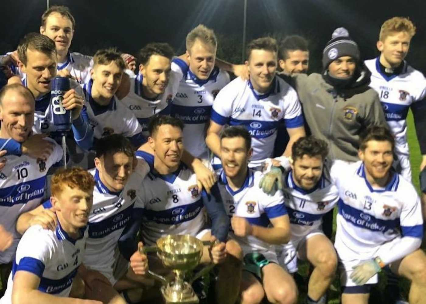 Quinn leads way as Vincent's secure AFL1 title