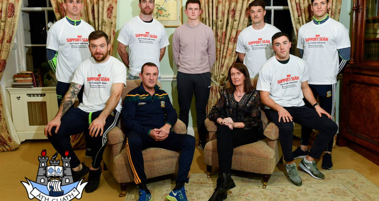 Lowndes calls on fans to help Sean Cox fundraiser