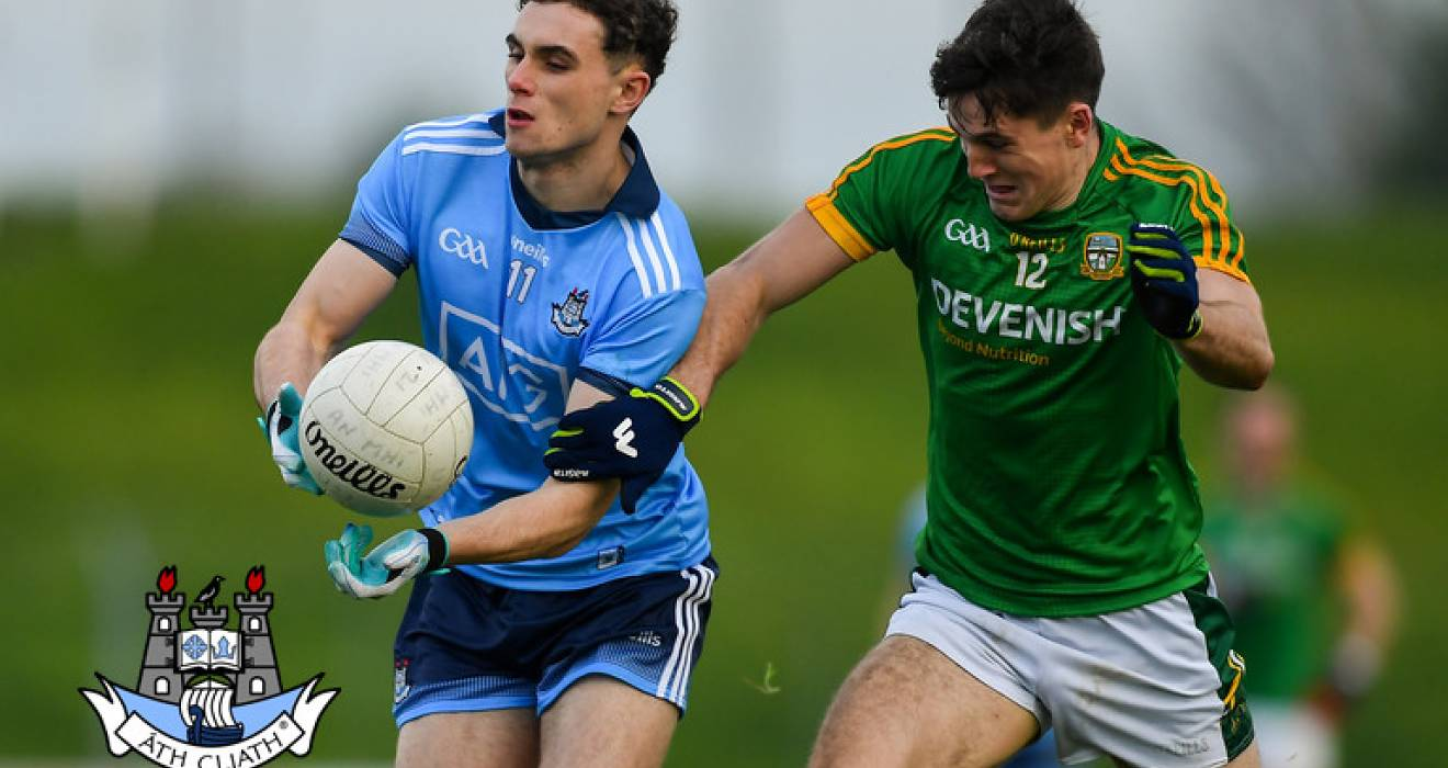 Meath edge out Dubs in Sean Cox Fundraiser