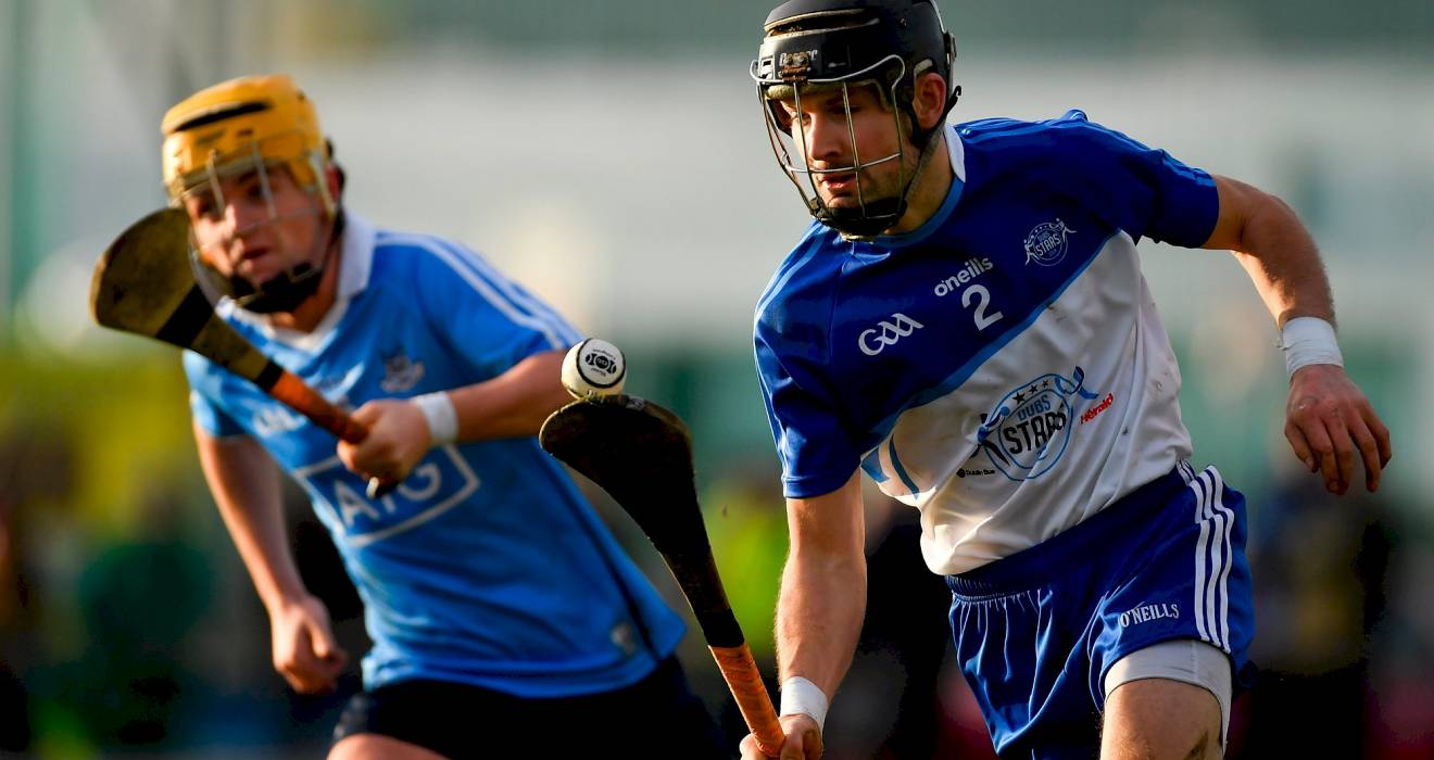 O'Rorke leads Dublin hurlers to victory over Dubs Stars