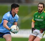 Senior football side named for Meath clash