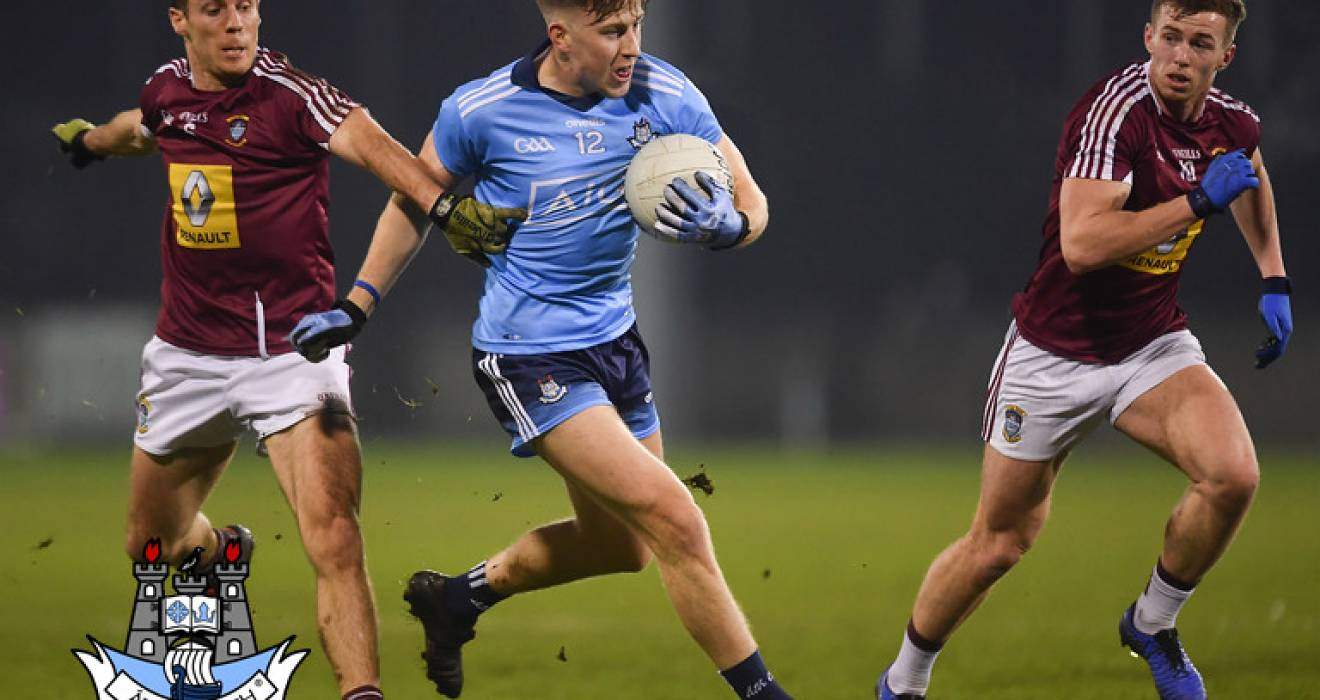 Westmeath defeat senior footballers to secure O'Byrne Cup