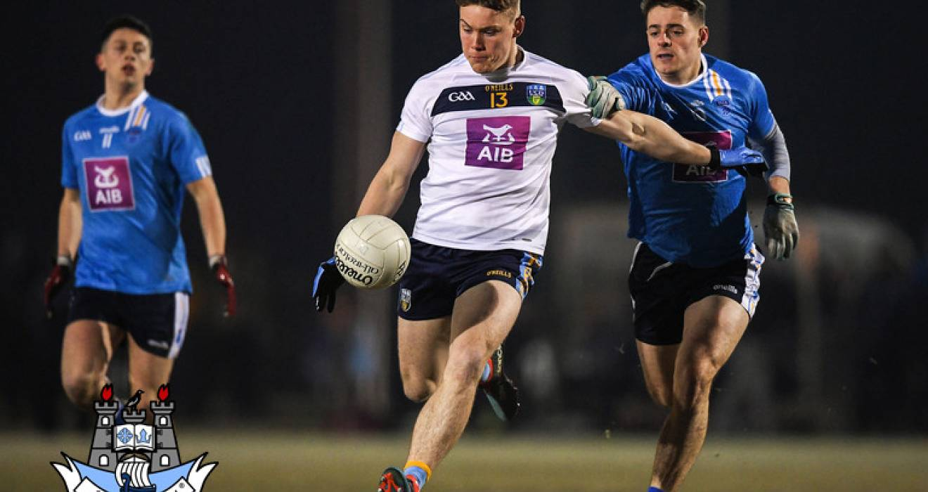 Dubs shine for UCD in Sigerson win