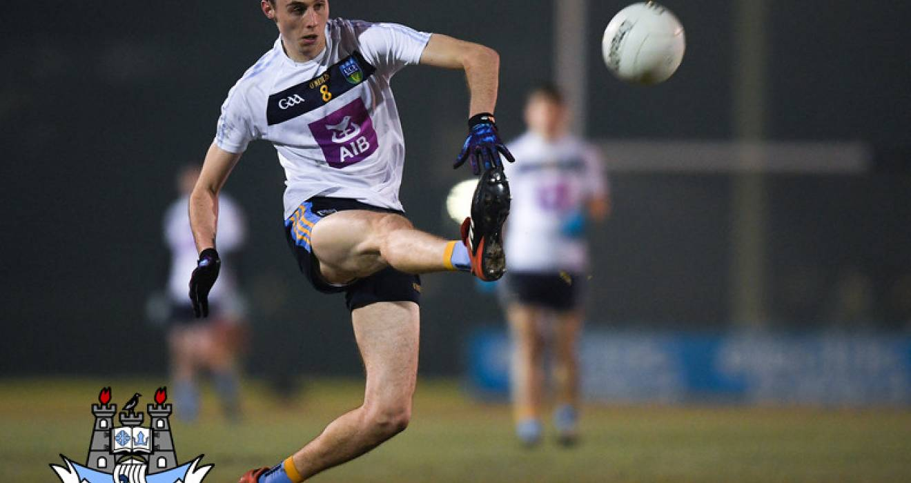 Darren Gavin impresses in UCD's Sigerson win over DCU