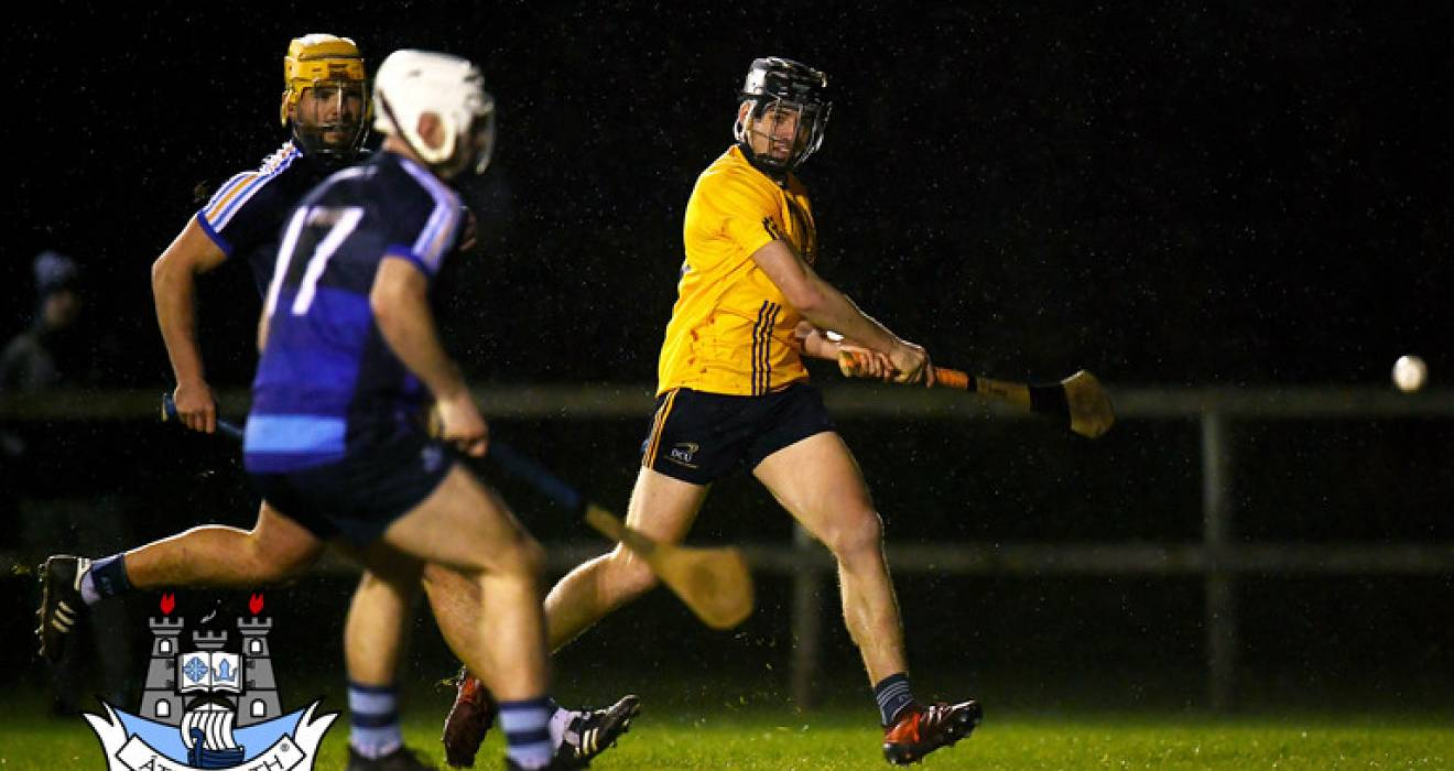 DCU keep Fitzgibbon Cup dream alive