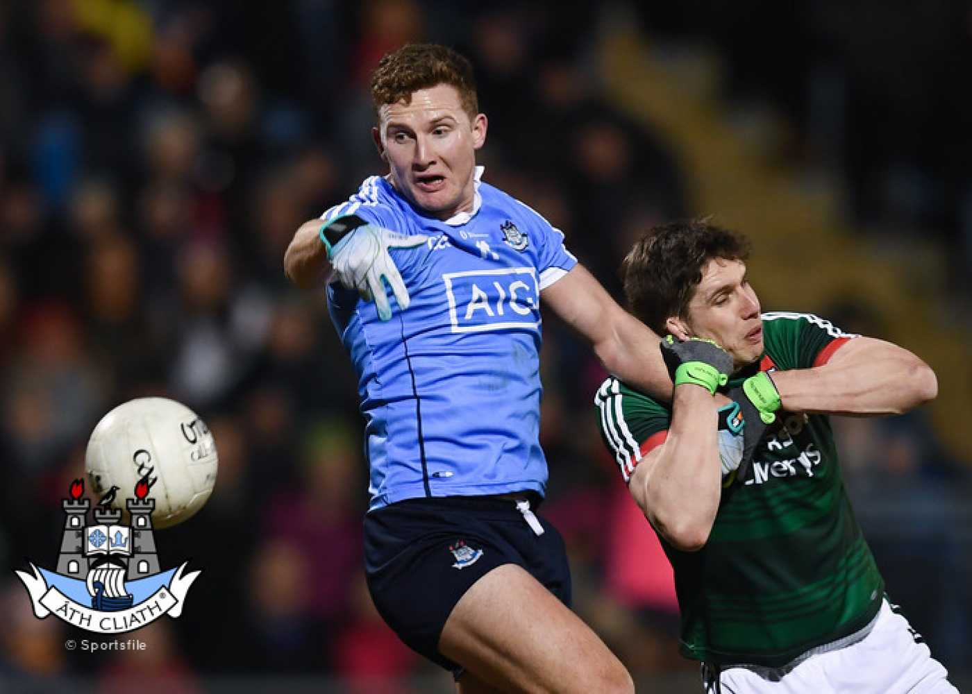 Senior footballers ready to renew rivalry with Mayo