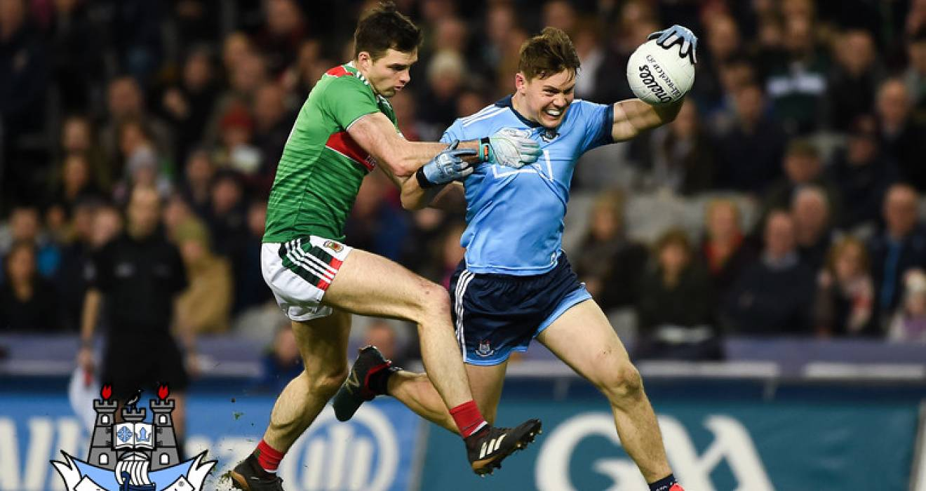 Senior footballer bounce back with impressive win over Mayo