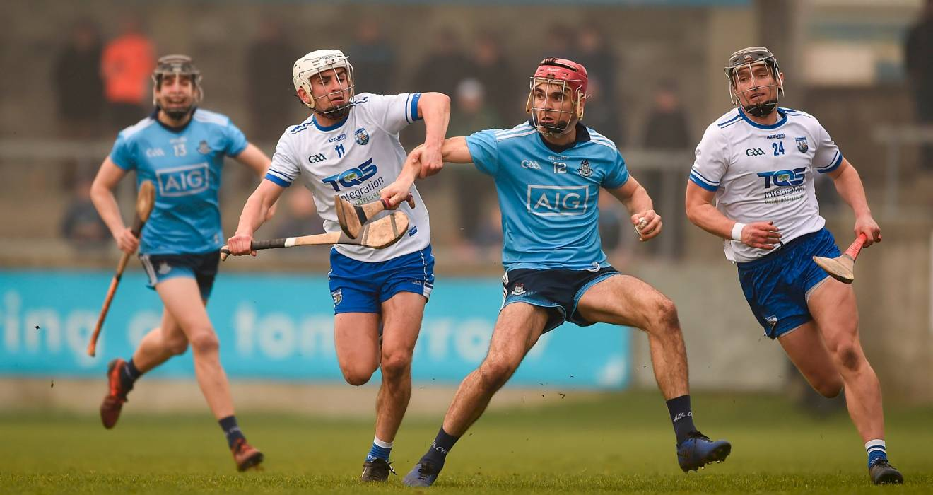 Senior hurlers record great win over Deise