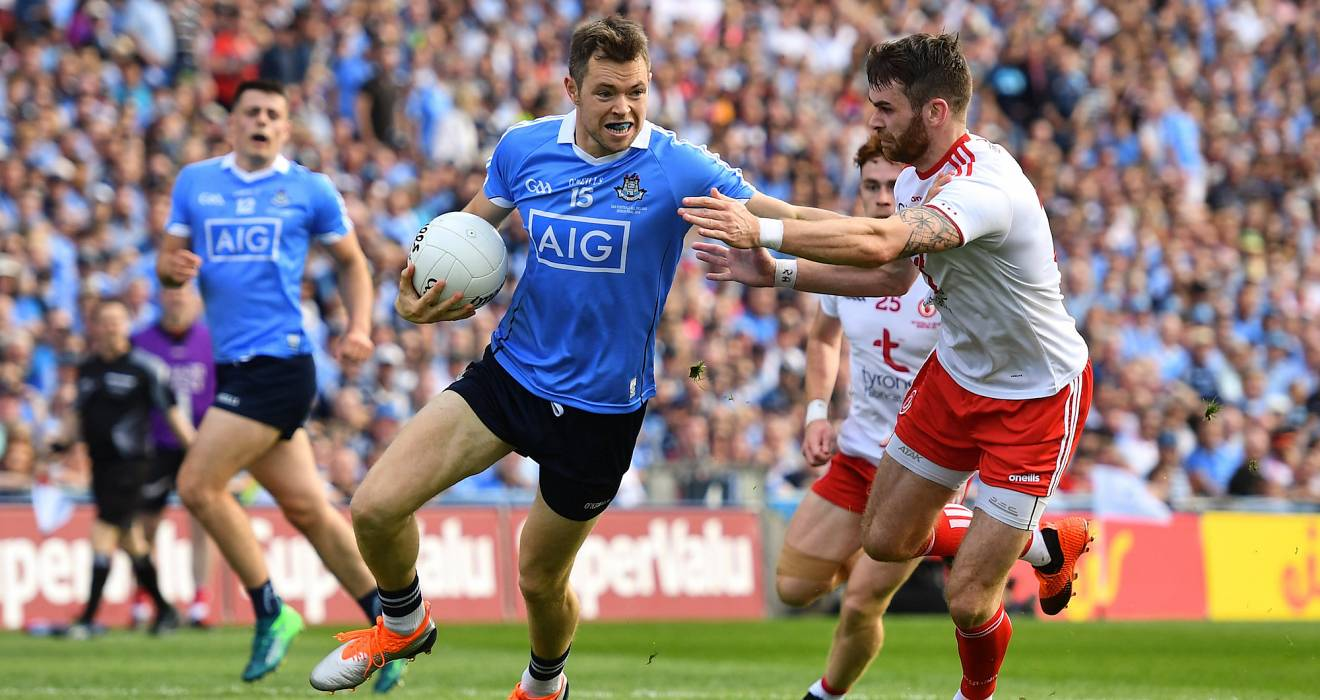 Ticket Information: Dublin v Tyrone - Allianz League Round 6