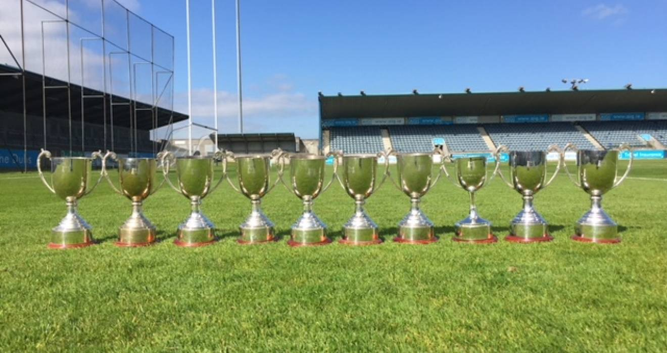 Confirmed Draws : Hurling Féile , Féile Peil & U15 Football Championships