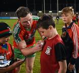 Ballymun Kickhams to feature in tv documentary