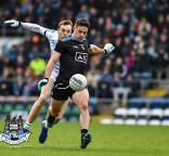 Rock points way for senior footballers in victory over Cavan