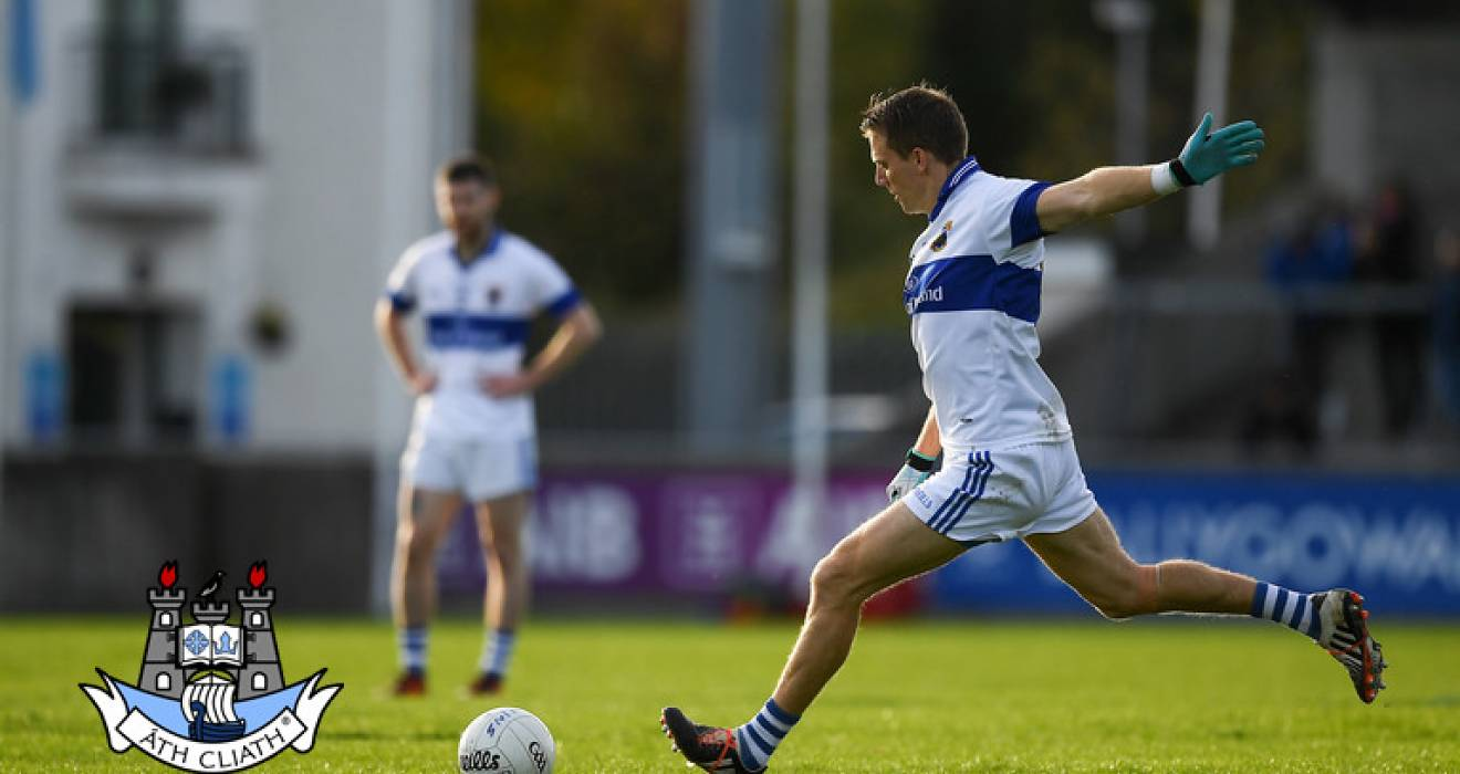 Quinn points the way for Vins in SFC1 victory over Brigid's
