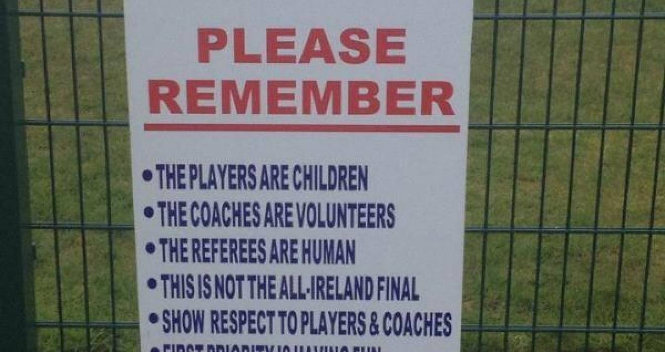 Dublin GAA Juvenile update Thursday April 18th