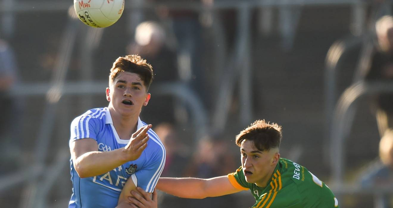 Minor footballers open Leinster MFC campaign against Meath